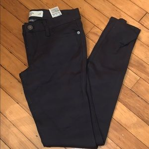 Charcoal Abercrombie&Fitch Jeggings